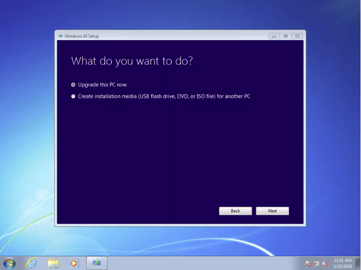 formas de actualizar a windows 10 Cómo actualizar de Windows 7 a Windows 10 de forma gratuita